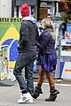 fergie josh duhamel pizza date in london 07