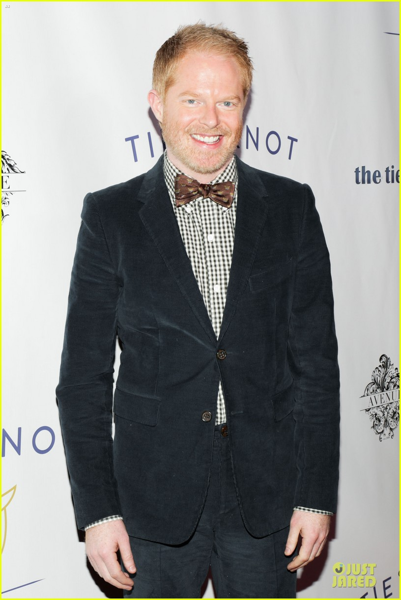 jesse tyler ferguson justin mikita tie the knot spring collection launch 042822130