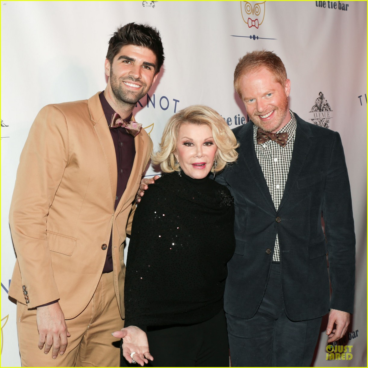 jesse tyler ferguson justin mikita tie the knot spring collection launch 08
