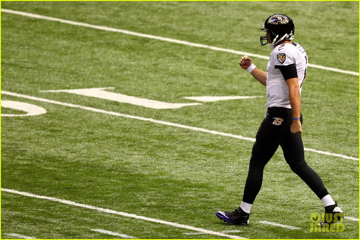 joe flacco super bowl mvp 2013 for baltimore ravens 12