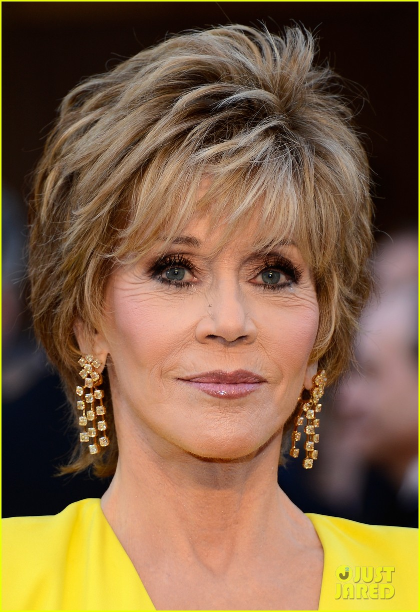 jane fonda oscars red carpet 2013 092819139