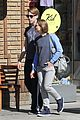 jodie foster venice beach breakfast with son charles 18