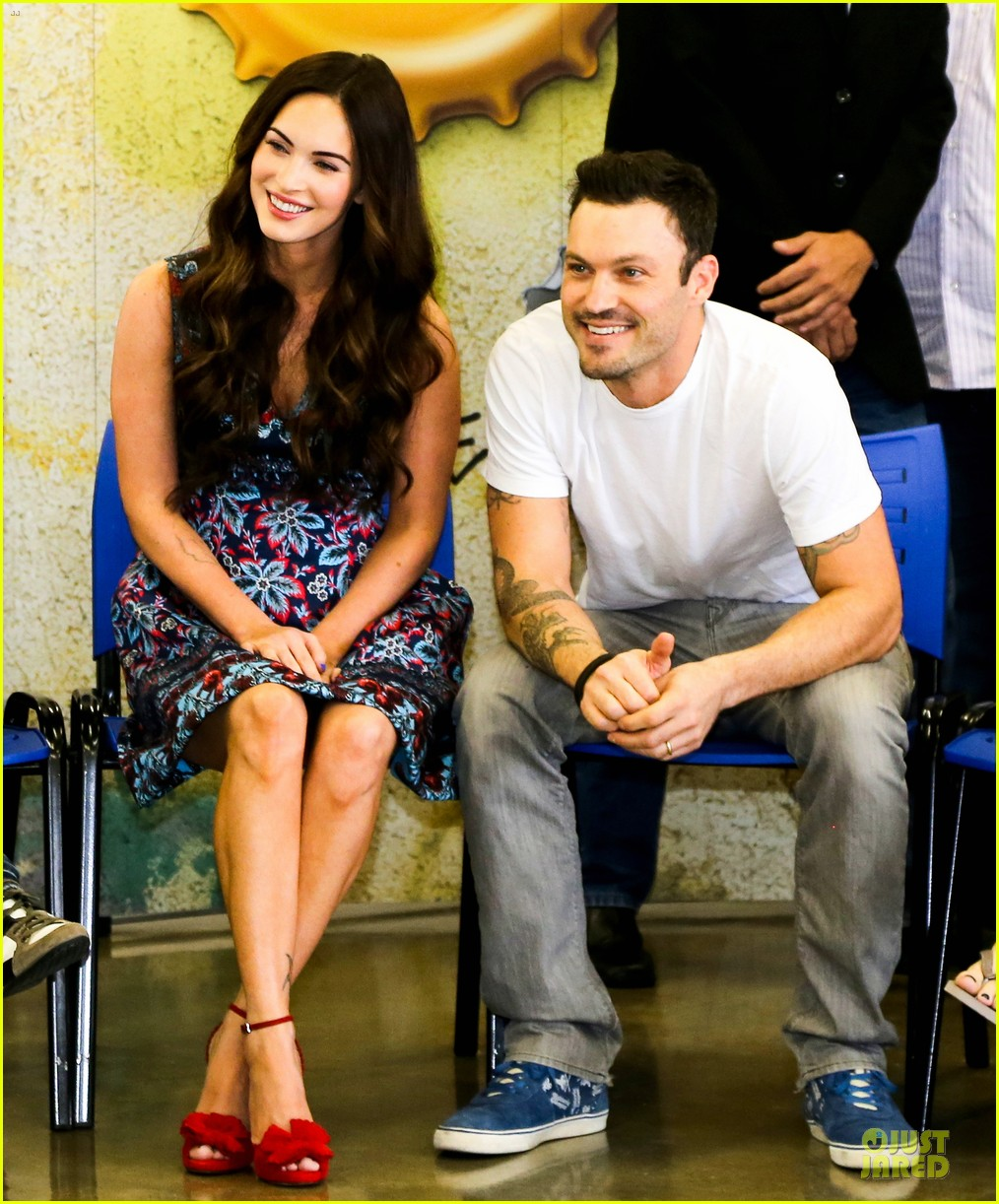 megan fox brian austin green brazilian dance spectators 192808150