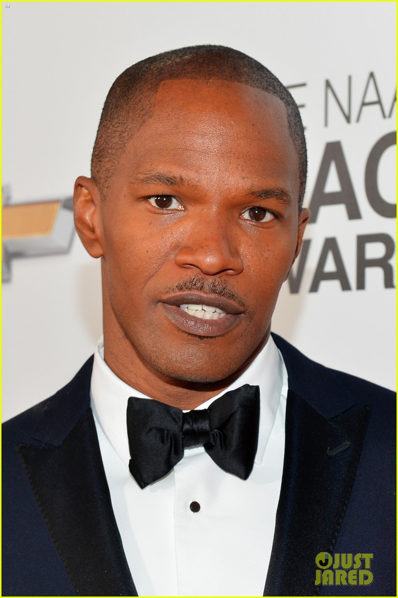 jamie foxx don cheadle naacp image awards 2013 042802773
