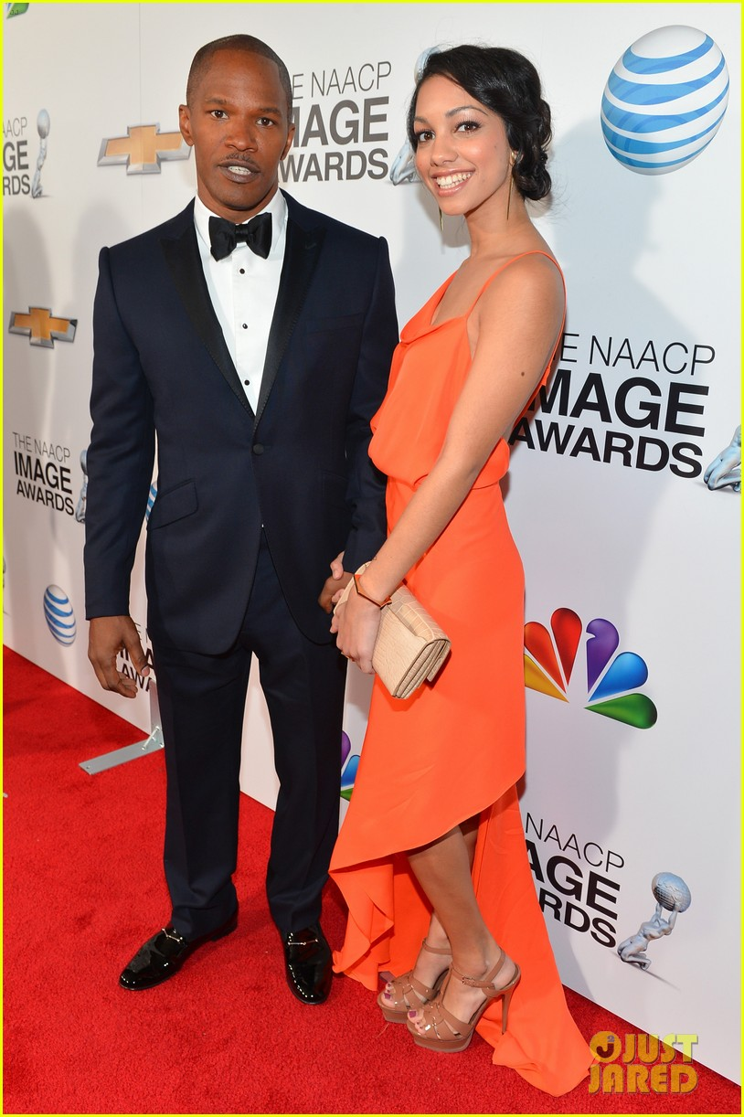 jamie foxx don cheadle naacp image awards 2013 05