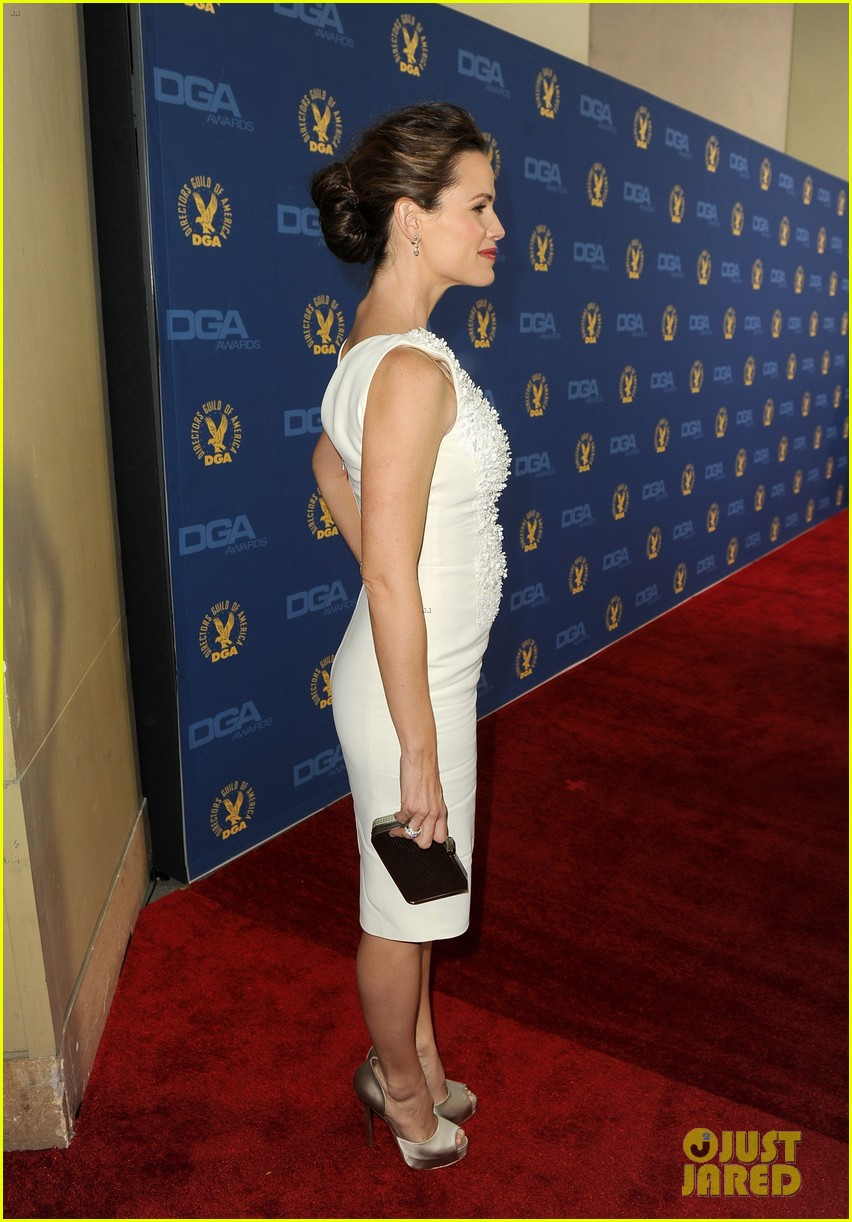 jennifer garner ben affleck dga awards 2013 red carpet 09