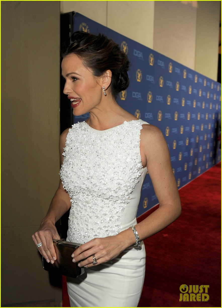 jennifer garner ben affleck dga awards 2013 red carpet 102803511