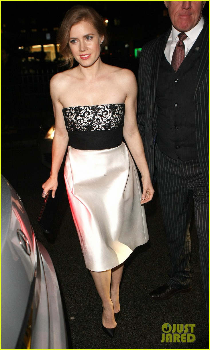 jennifer garner ben affleck pre baftas dinner duo 05