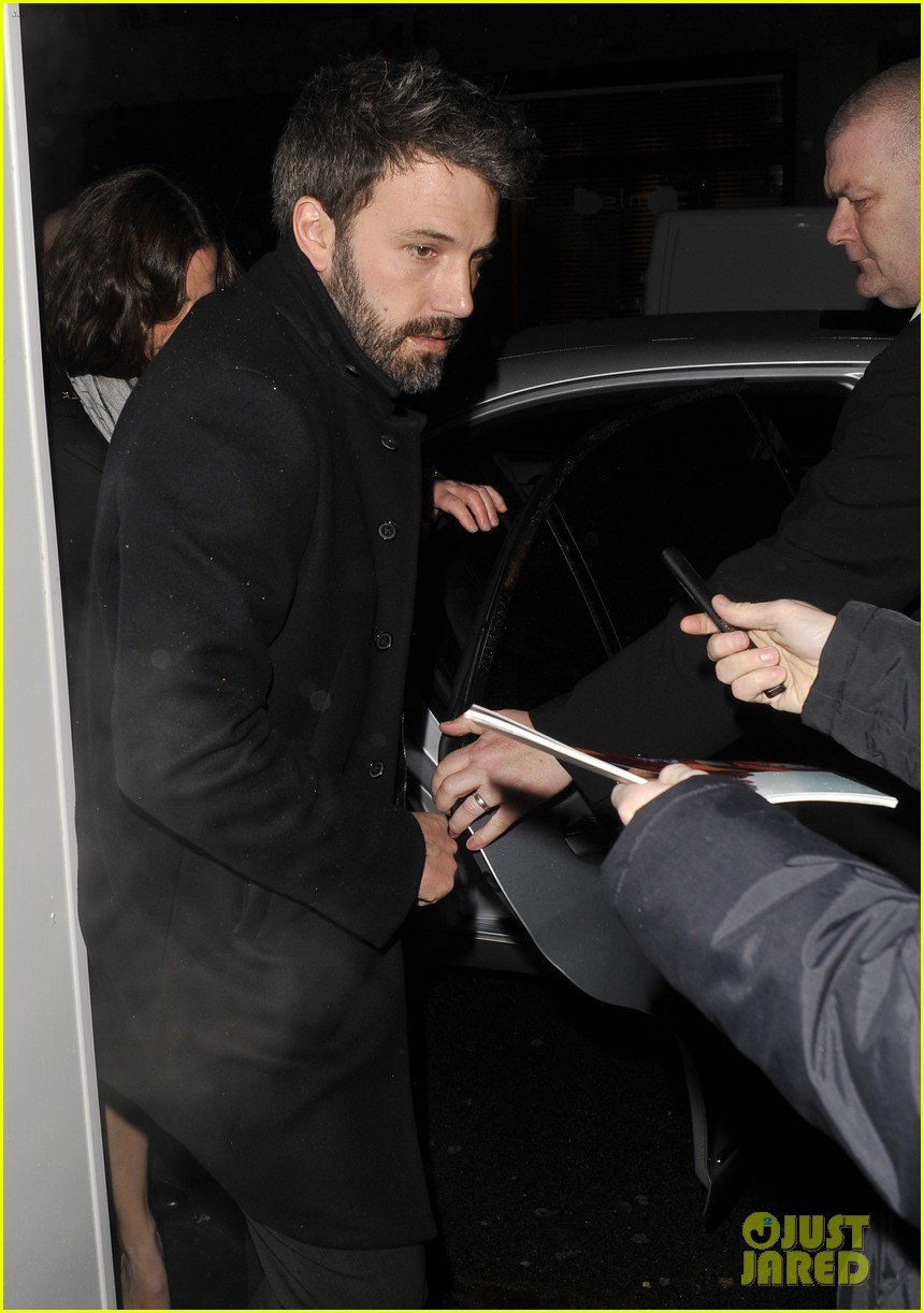jennifer garner ben affleck pre baftas dinner duo 102808548