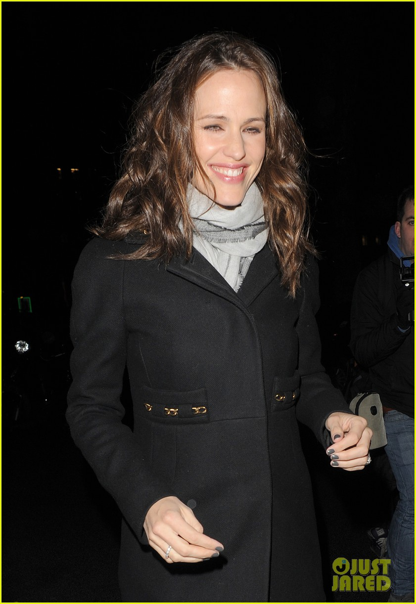 jennifer garner ben affleck pre baftas dinner duo 182808556
