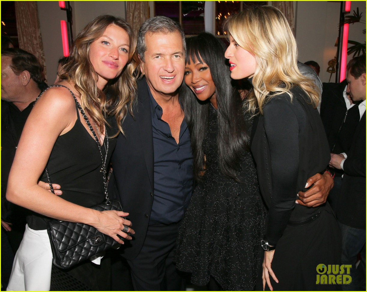 gisele bundchen tom brady mario testino exhibit party 092818662