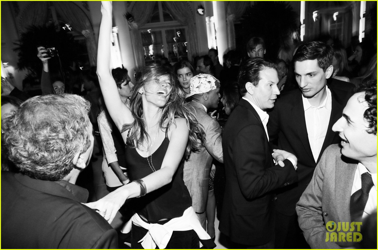 gisele bundchen tom brady mario testino exhibit party 162818669