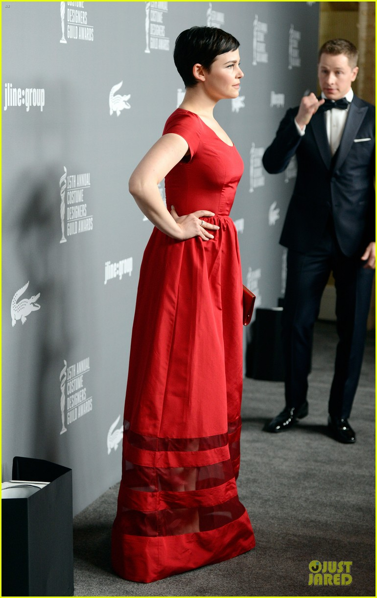 ginnifer goodwin josh dallas cdg awards 2013 red carpet 032815432