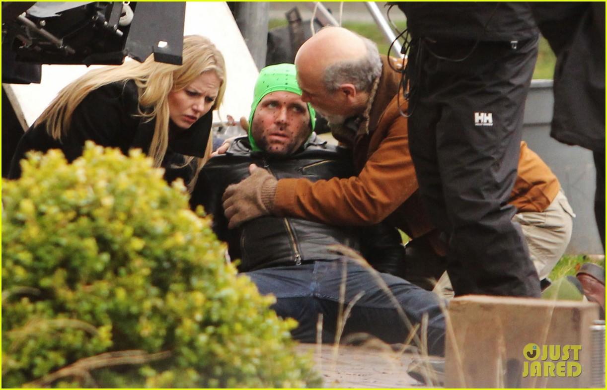 ginnifer goodwin jennifer morrison once upon a time filming 122812816