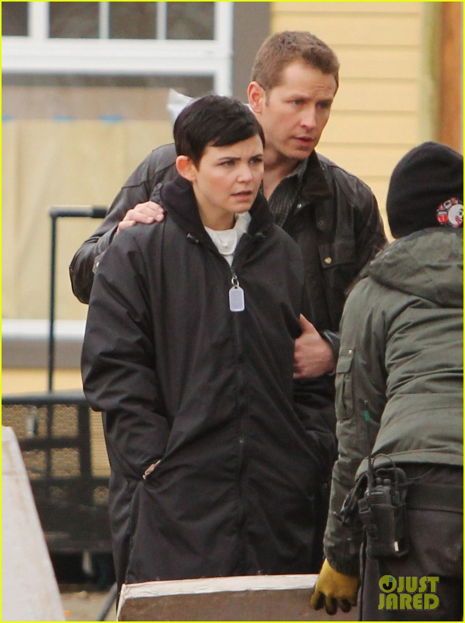 ginnifer goodwin jennifer morrison once upon a time filming 192812823