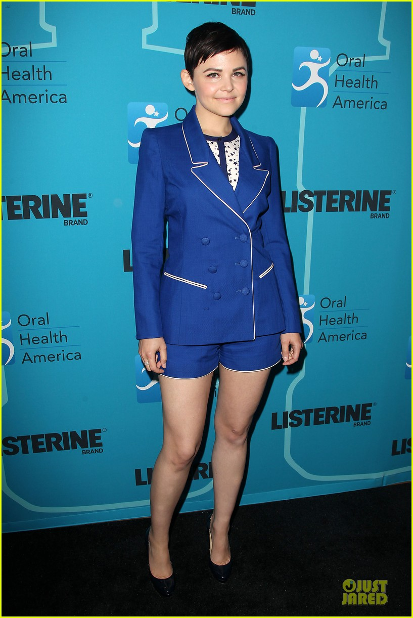 ginnifer goodwin listerine 21 day challenge unveiling 012805568