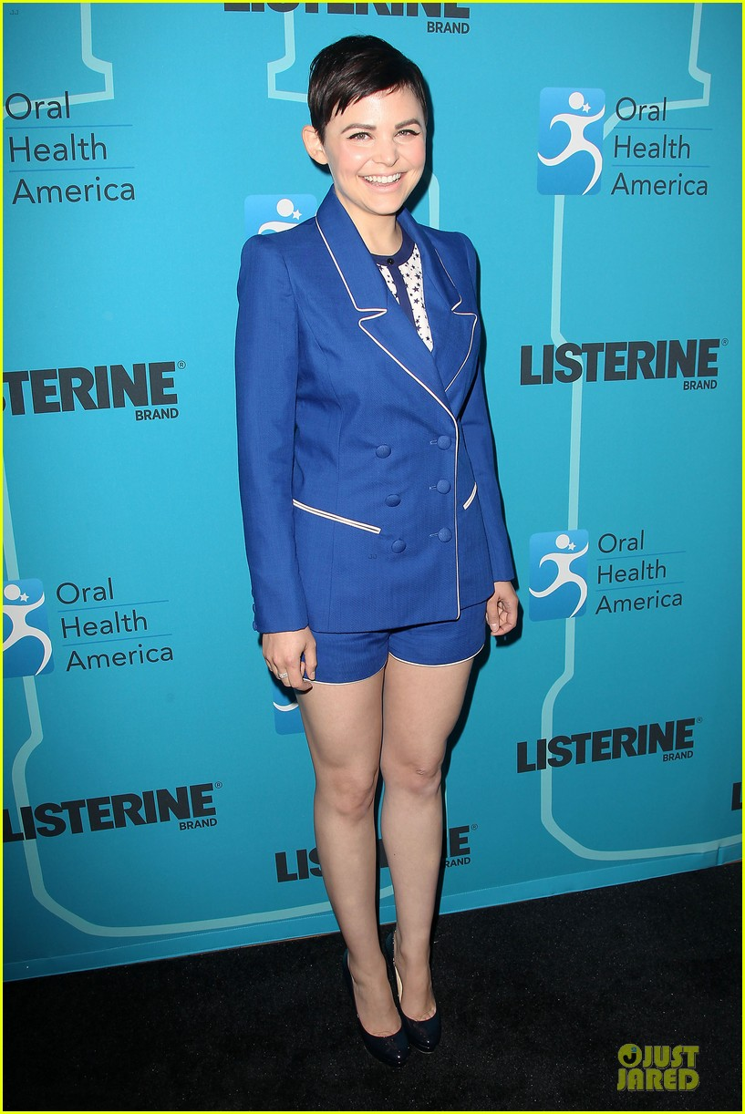 ginnifer goodwin listerine 21 day challenge unveiling 13