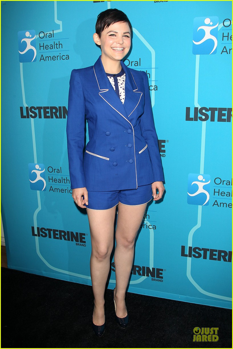 ginnifer goodwin listerine 21 day challenge unveiling 152805582