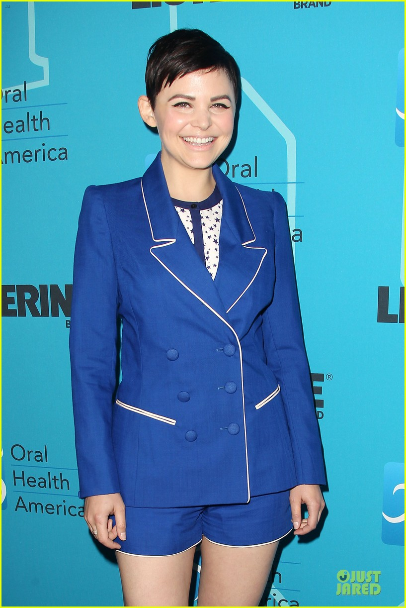 ginnifer goodwin listerine 21 day challenge unveiling 162805583