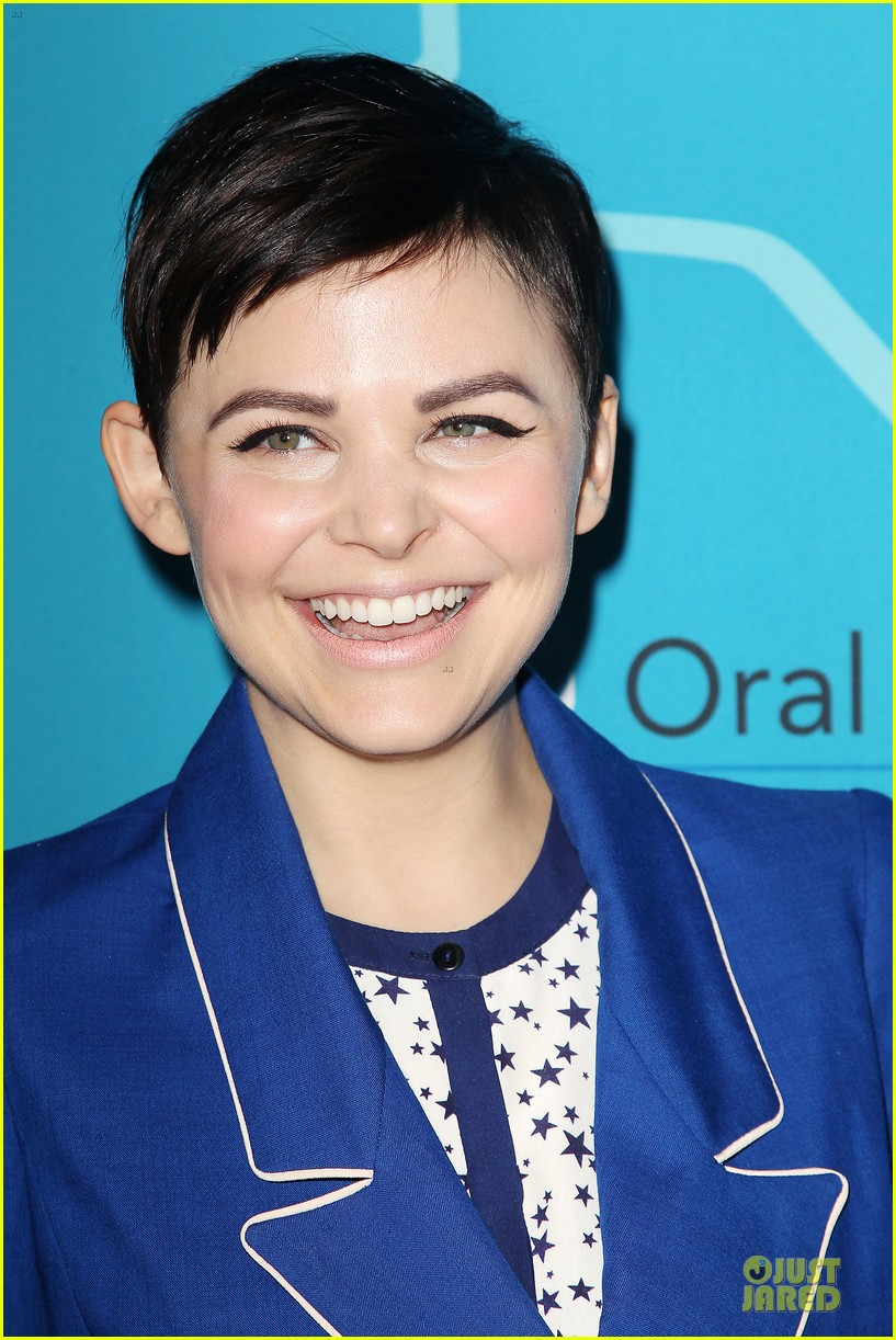 ginnifer goodwin listerine 21 day challenge unveiling 182805585