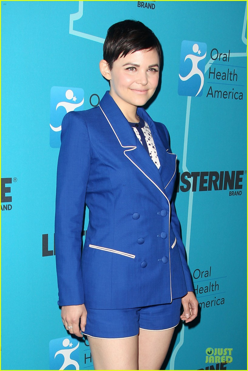 ginnifer goodwin listerine 21 day challenge unveiling 192805586
