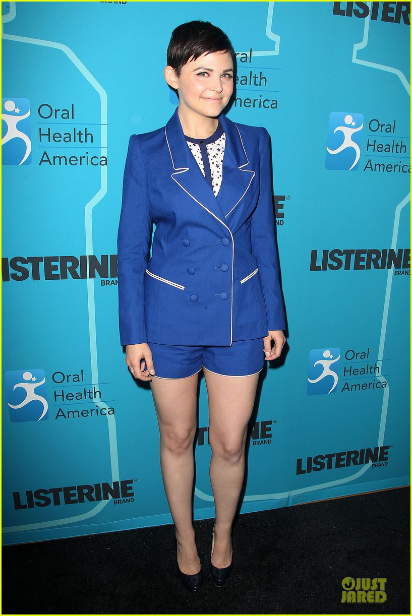 ginnifer goodwin listerine 21 day challenge unveiling 202805587