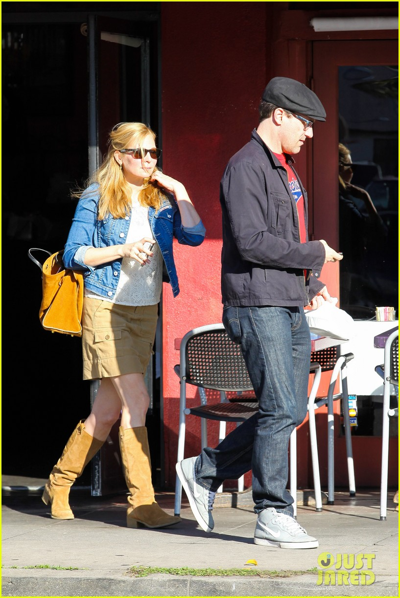 jon hamm jennifer westfeldt valentines day lunch date 01