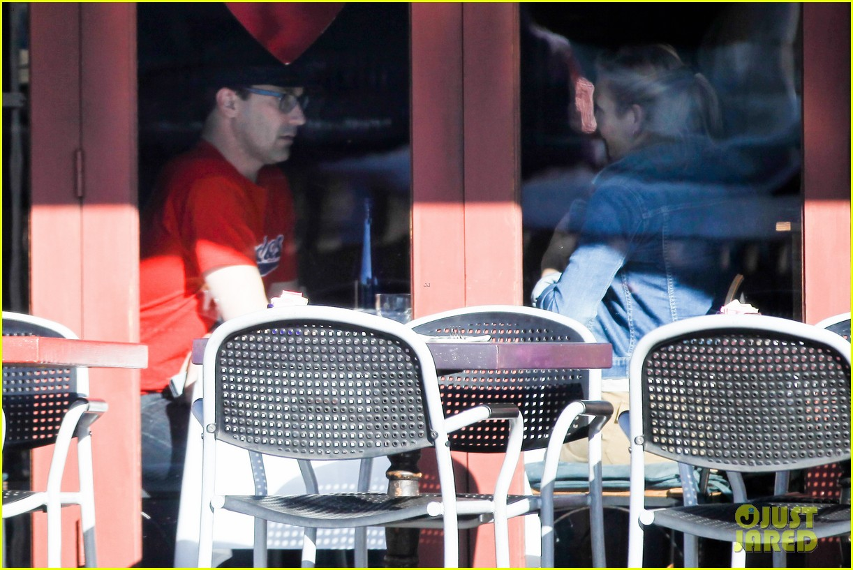 jon hamm jennifer westfeldt valentines day lunch date 112812651