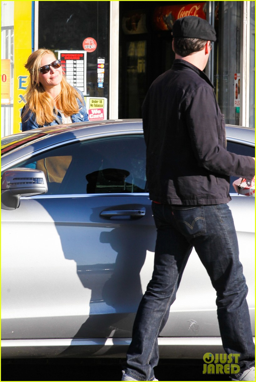 jon hamm jennifer westfeldt valentines day lunch date 152812655
