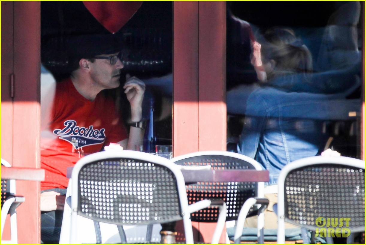 jon hamm jennifer westfeldt valentines day lunch date 162812656