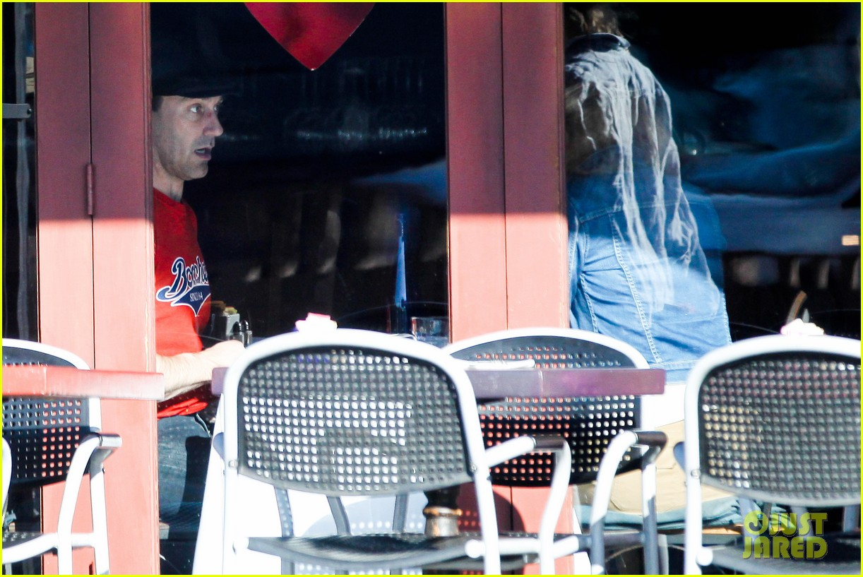 jon hamm jennifer westfeldt valentines day lunch date 20