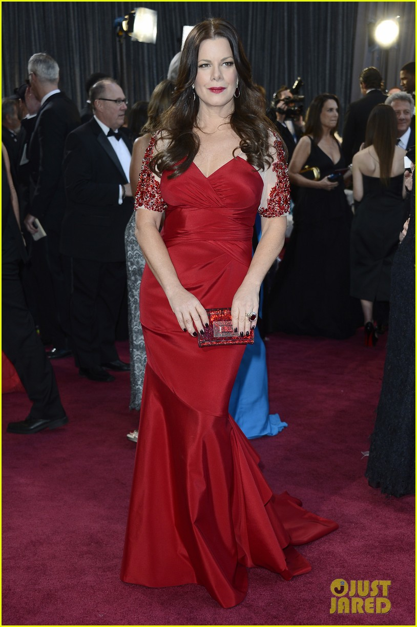 marcia gay harden oscars 2013 red carpet 052819251