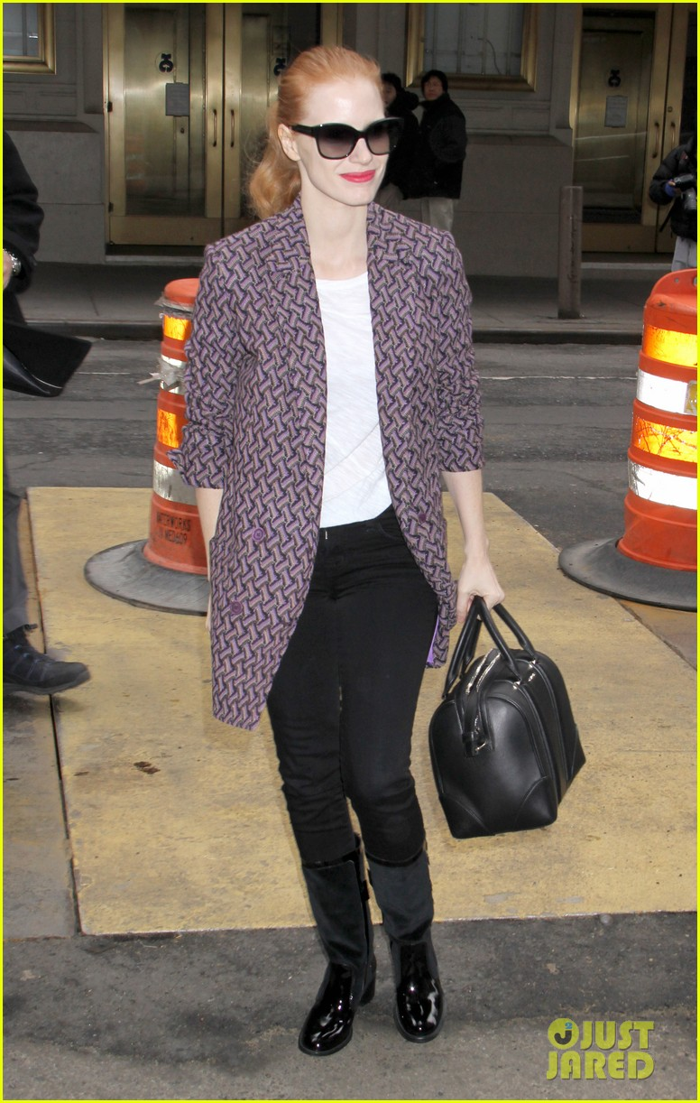 anne hathaway jessica chastain time great performances feature 052806518
