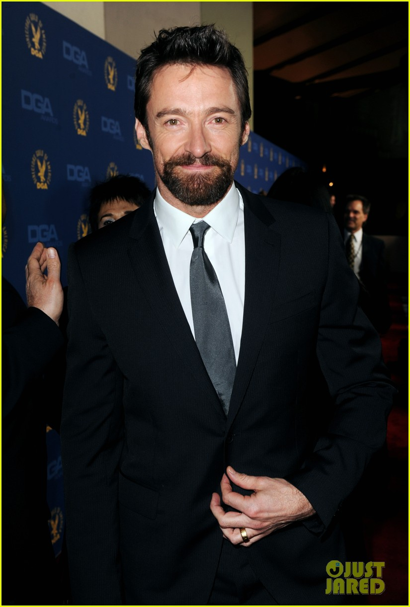 anne hathaway dga awards 2013 with hugh jackman 042803701