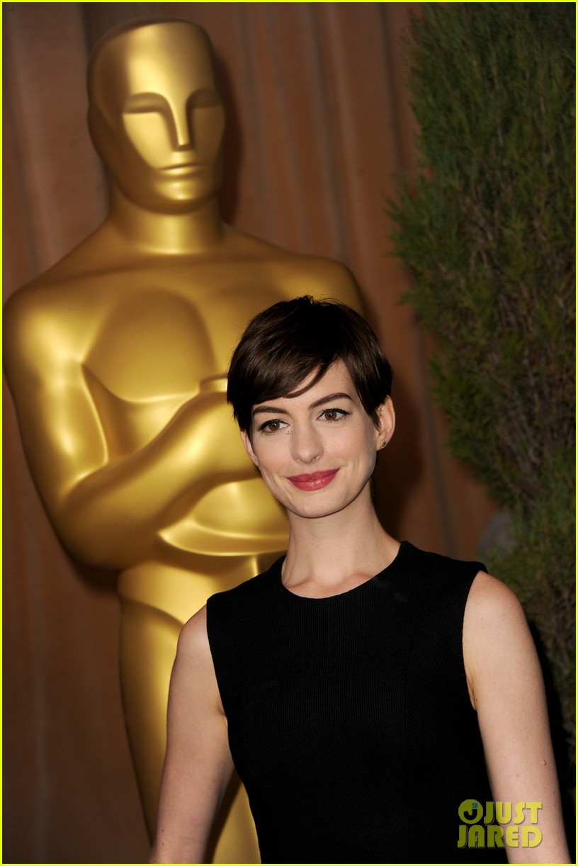 anne hathaway oscar nominees luncheon 2013 012804620