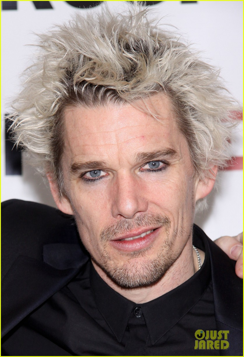 ethan hawke clive opening night party 02