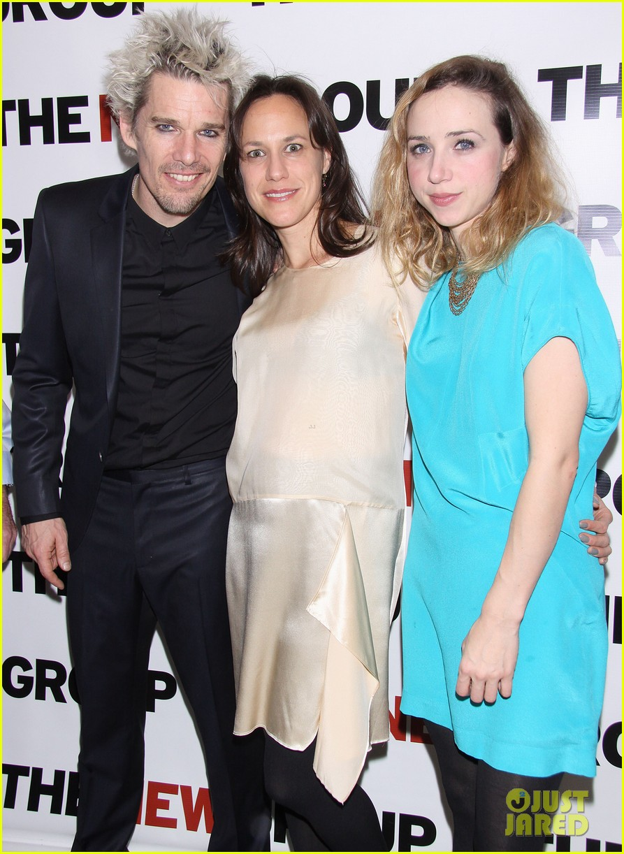 ethan hawke clive opening night party 142807246