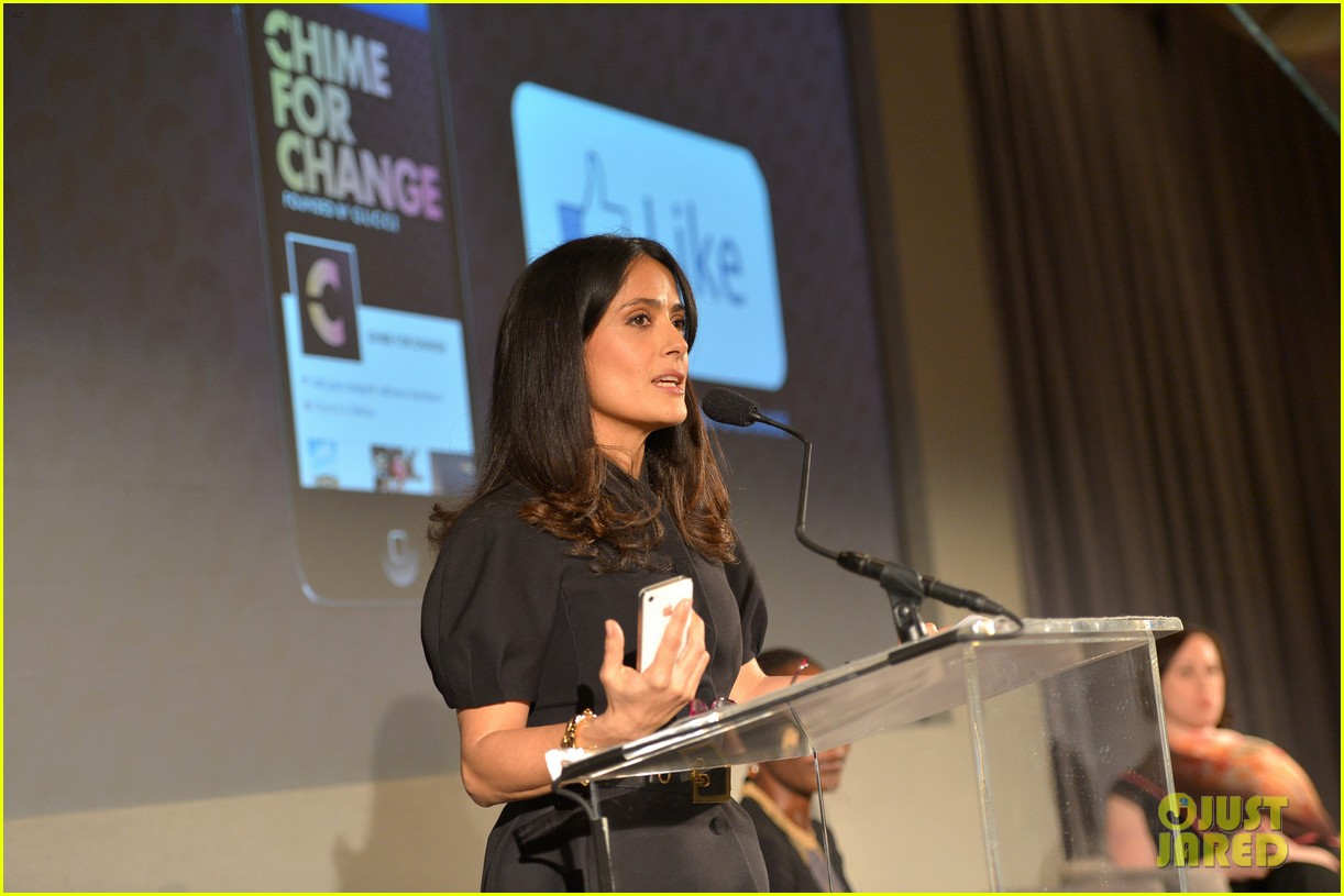 salma hayek jada pinkett smith chime for change 142822572