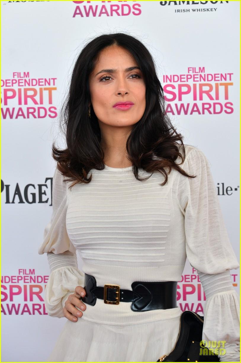 salma hayek francois henri pinault independent spirit awards 2013 112817877