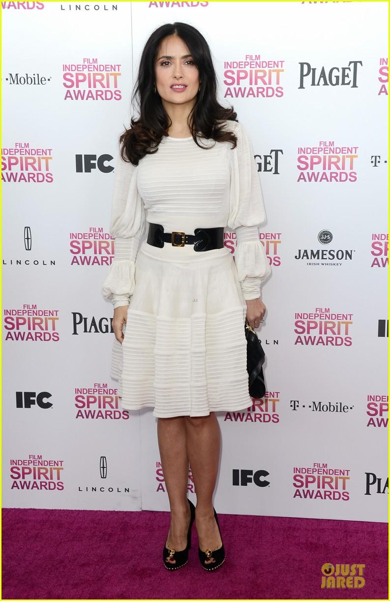 salma hayek francois henri pinault independent spirit awards 2013 152817881