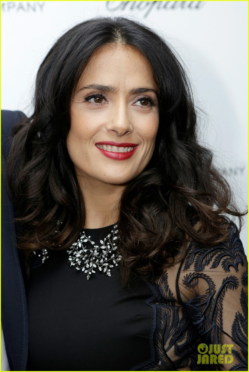 salma hayek weinstein pre oscars party 2013 072818632