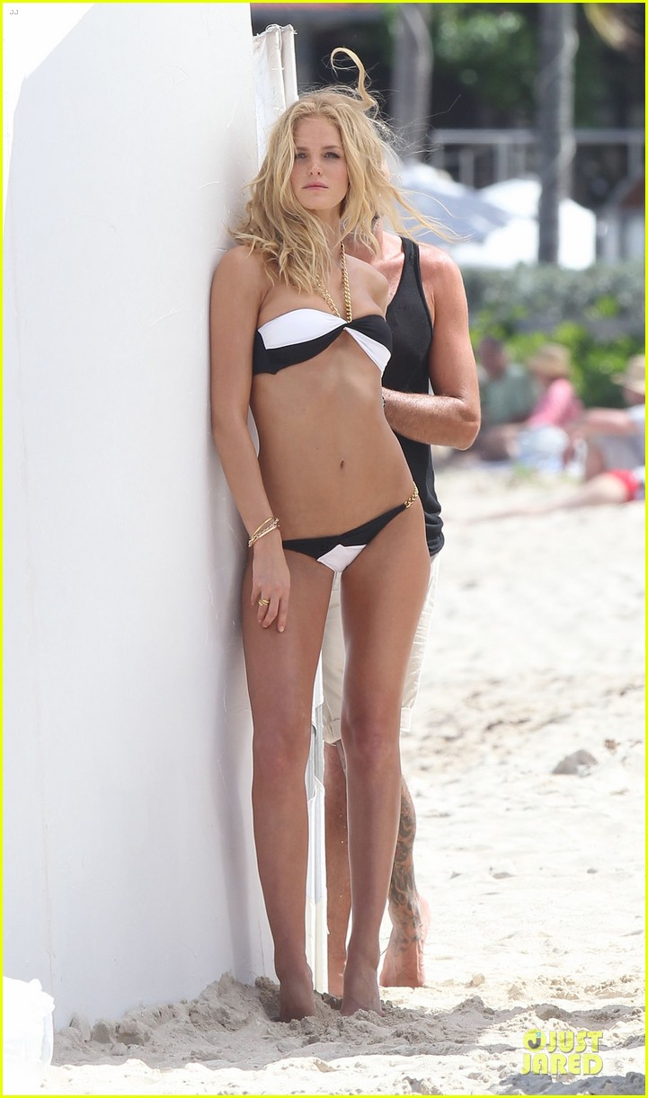 erin heatherton bikini shoot for victoria secret 10
