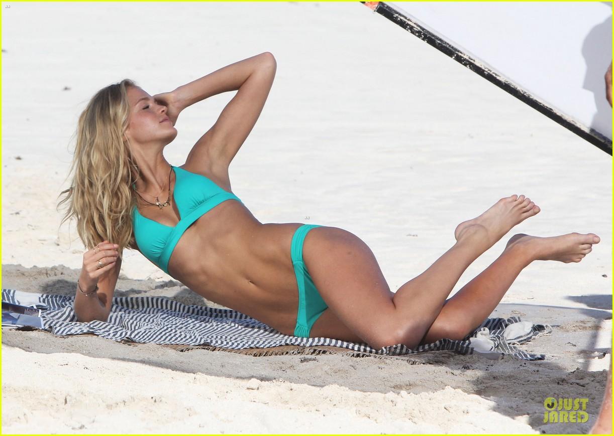 erin heatherton bikini shoot for victoria secret 292803153