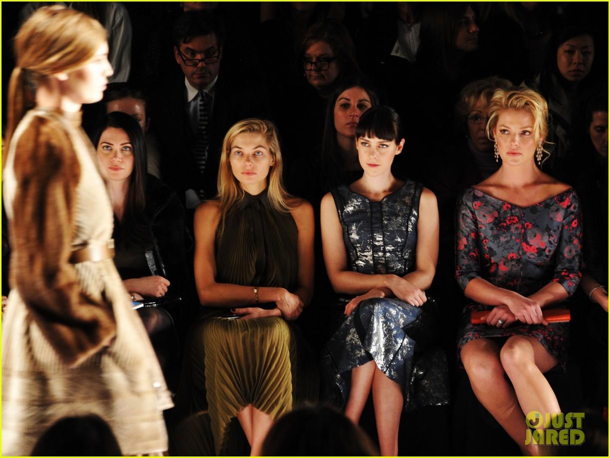 katherine heigl jena malone j mendel fashion show 062811493