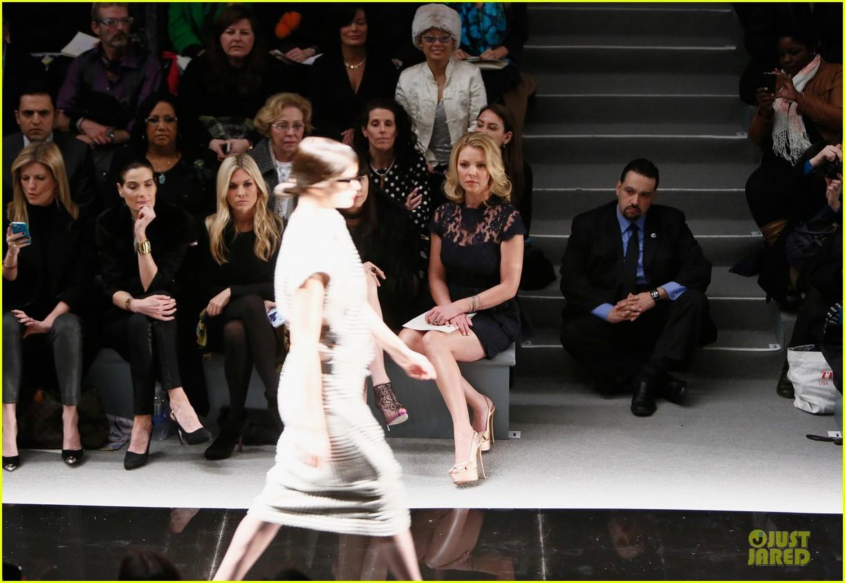 katherine heigl  reem acra fashion show 182810520