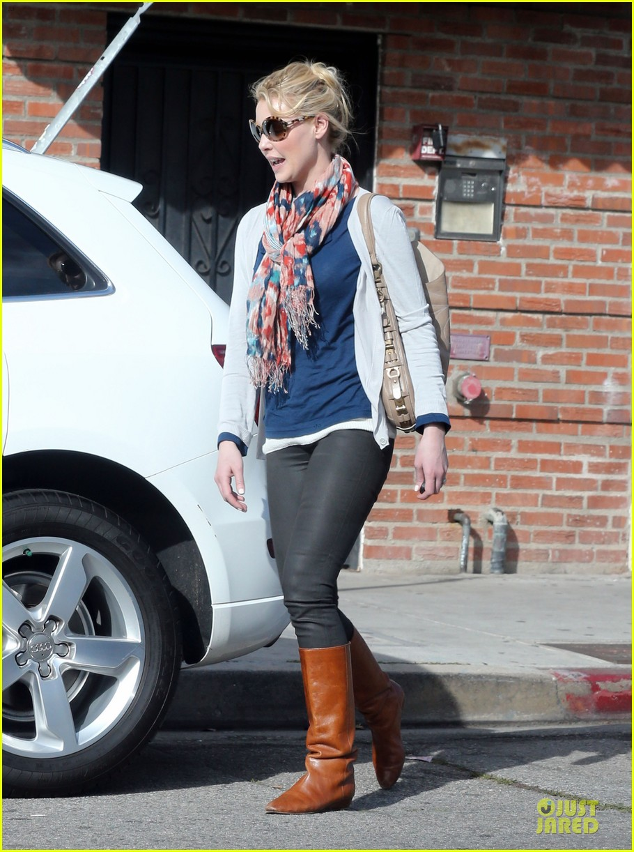 katherine heigl patrick wilson figaro cafe lunch 032813555