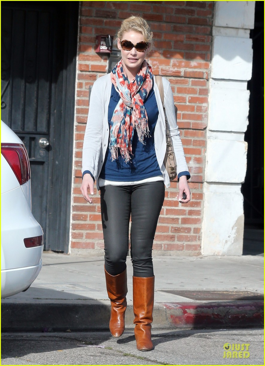 katherine heigl patrick wilson figaro cafe lunch 10