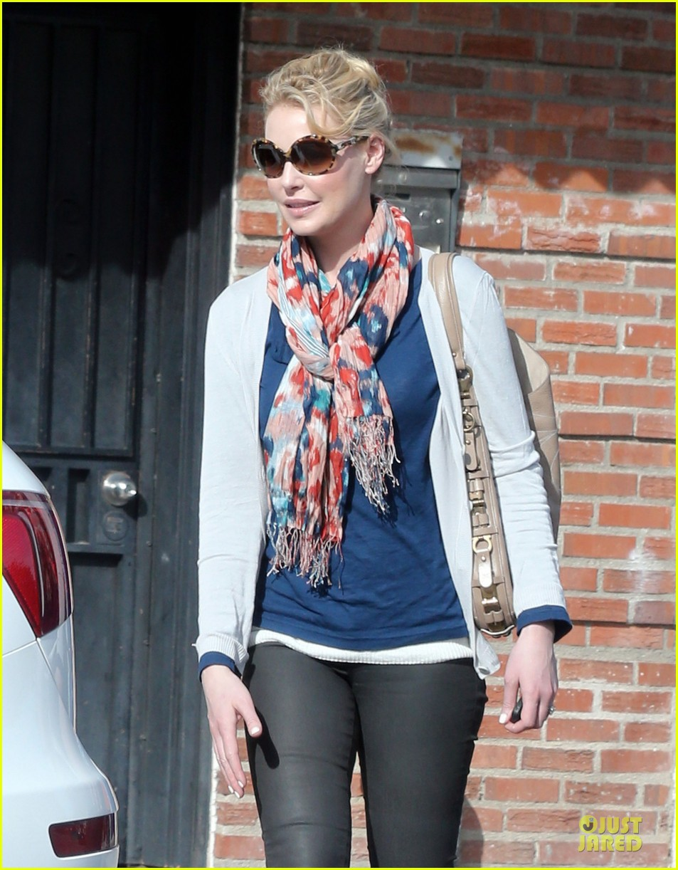 katherine heigl patrick wilson figaro cafe lunch 122813564