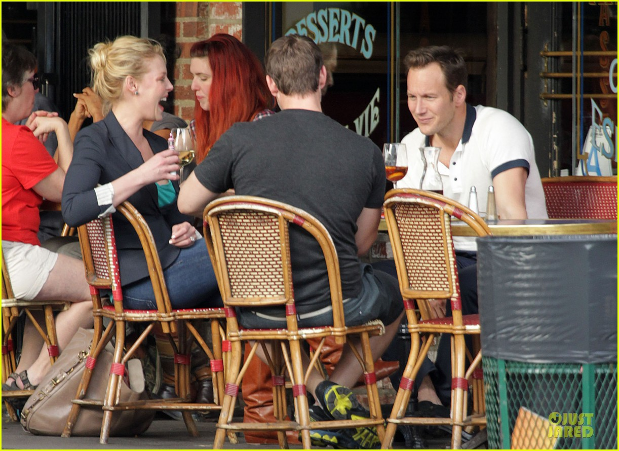 katherine heigl patrick wilson figaro cafe lunch 142813566