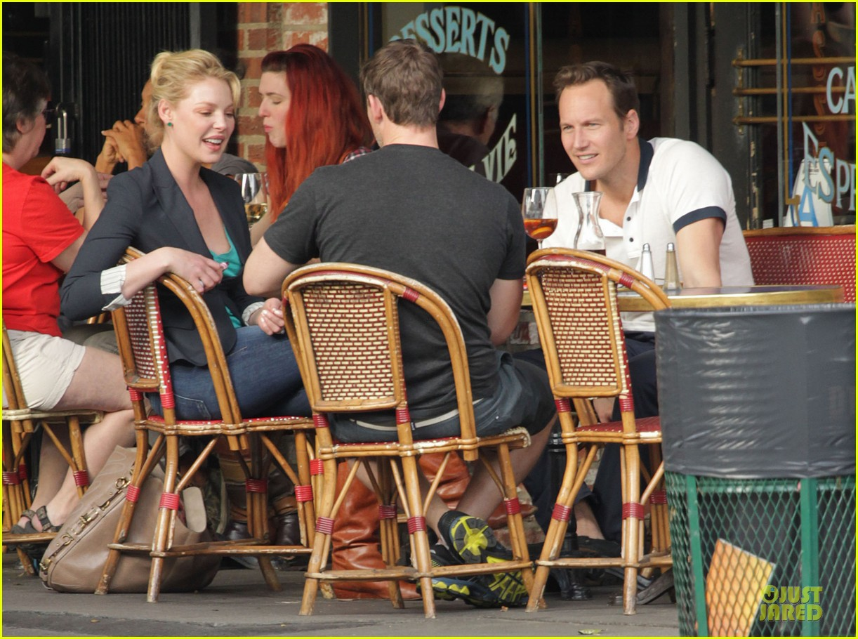 katherine heigl patrick wilson figaro cafe lunch 152813567